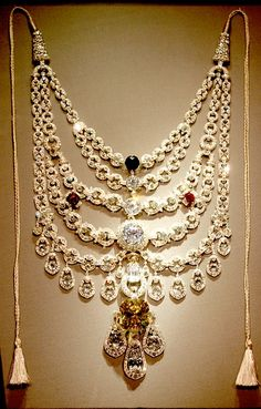 The Patiala Necklace owned by Maharaja Bhupinder Singh is probably one of the most privileged and expensive jewelries in Indian history