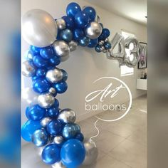 NEW Chrome Balloons, Chrome Latex, Purple Chrome Balloons, Blue Chrome Balloons, Green Chrome Balloons, Chrome Balloons, Gold Chrome Latex #MauveBalloons #fiesta #PartySupplies #PartyDecoration #chrome #balloons #RoseGold #balloon #party #BabyShower Balloon Columns, Balloon Wall, Balloon Arch, Silver Party Decorations, 21st Birthday Decorations, Balloon Centerpieces, Balloon Decorations, Purple Balloons, Latex Balloons