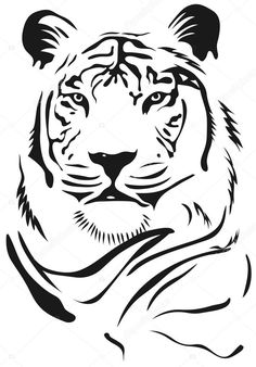Herunterladen - Tigers — Stockillustration #28756003