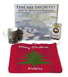 Fine Art Favorites 4 Piece Calendar Bundle: 2016 Calendar, Mug, Donut Shop Regular Coffee Keurig Trial Pack and Tote Bag Dunoon Stoneware http://www.amazon.com/dp/B017GE7A14/ref=cm_sw_r_pi_dp_zPvrwb0BPTE29