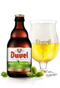 Duvel Tripel Hop | Voor 2015 selecteerden onze brouwers de aromatische hopsoort EQUINOX uit de Verenigde Staten.