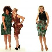 Dearcurves, A Popular Plus Size African Fashion Collection