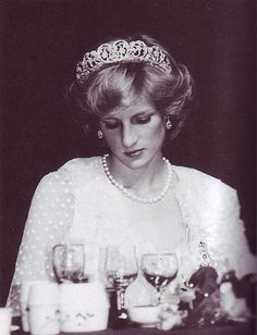 Princess Diana | Vintage Headpiece Inspiration