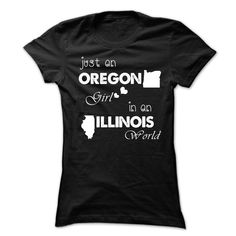 Awesome T-shirts [Best T-Shirts] Just an Oregon girl in an Illinois world . (3Tshirts)  Design Description: Just an Oregon girl in an Illinois world  If you don't utterly love this design, you'll be able to SEARCH your favorite one by using search bar on the header.... -  #shirts - http://tshirttshirttshirts.com/automotive/best-t-shirts-just-an-oregon-girl-in-an-illinois-world-3tshirts.html