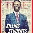 #43 mexico students TIME magazine is a shit: Killing Students. We didn't recognized Peña Nieto as our president.