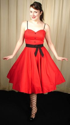 I would love this dress...pair it with a cute little cardigan.
