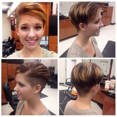 Classy and Desirable Pixie Cut; Short Hairstyles with Layers