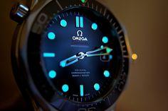 Omega Seamaster Professional 300m ceramic