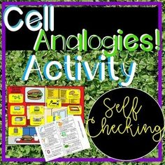 18 Best Cell Analogy Images School Science Classroom Science Lessons