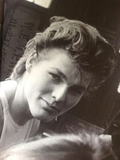 Morten Harket the voice of A-ha : Photo