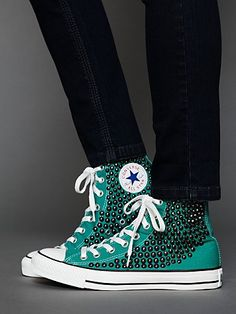 a6e3913f9cc2 Tommy Studded Chucks. http   www.freepeople.com shoes-. Converse All StarCool  ...