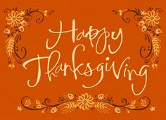 From Our D&P Family to Yours...Have a Happy & Safe Thanksgiving!