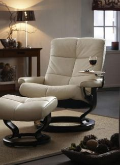 High Quality Ekornes Oxford Large Stressless Recliner Pictures Gallery