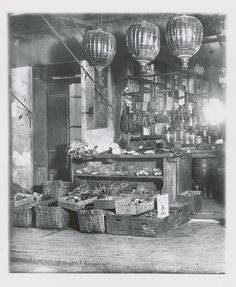 San Francisco Chinatown circa 1900