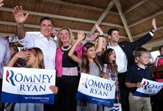 Ann Romney Photos - Republican Presidential Candidate Mitt Romney Announces Rep. Paul Ryan As His Vice Presidential Pick - Zimbio