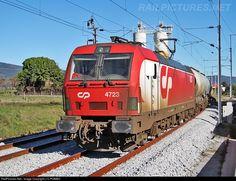 RailPictures.Net Photo: CP 4723 Caminhos de Ferro Portugueses Siemens CP 4700 series at Castelo Novo, Portugal by J.C.POMBO