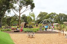 Bonython Park, activity hub