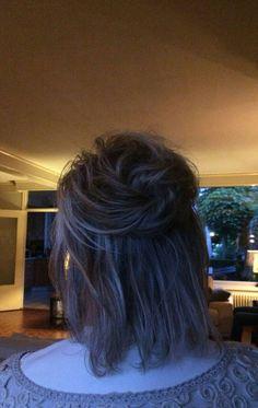 Swirl hair