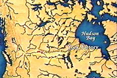 Hudson's Bay Company Forts PBS