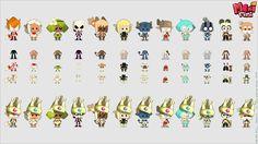 Maximini 2 GAME - End avatars