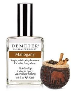 Mahogany Fragrance Cologne spray #book-fragrance #book-lover #bookish