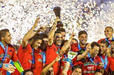 #ElFutbolEsNuestro  ...y la Copa CONCACAF también.