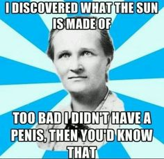 Cecilia Payne Gaposchkin was an English-American astronomer who was the first to discover that the sun was composed primarily of hydrogen, but, due to pressure from her male colleagues, she was forced to make a less definitive statement in her thesis and is often not credited with the finding at all.
