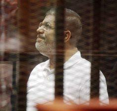 """""""مدونة .. سيد أمين"""": لأول مرة.. الرئيس مرسي يتحدث عن مقر احتجازه بعد ال..."""