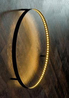 Curves wall light - i just love how delicate it is