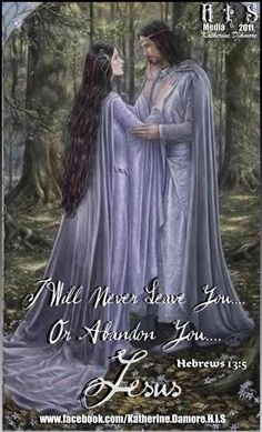 Arwen and Aragorn; art by by Matthew Stewart 'Lady Undómiel,' said Aragorn, 'the hour is indeed hard, yet it was made even in that day when. Aragorn E Arwen, Legolas, Gandalf, Tauriel, Jrr Tolkien, Le Couple Parfait, John Howe, O Hobbit, Earth Design