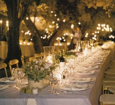 Romantic EcoWedding! http://weddingdettagli.com/