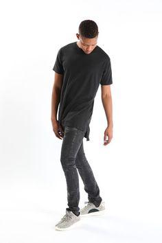 Black fashion and urban street wear. Find the latest mens fashion at @machus