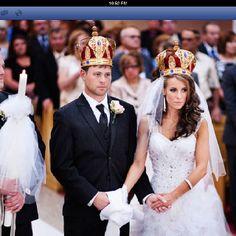 My wedding ceremony- Macedonian orthodox