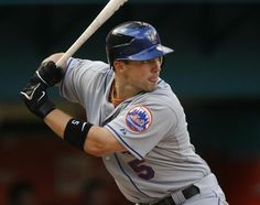 David Wright - Makes watching the Mets a little less painful. Just a little.