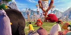 Film: New Promo Videos For The Angry Birds Movie – G33k-HQ