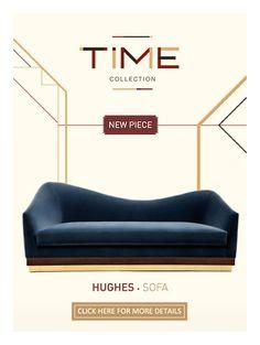 Hughes Sofa I Love this