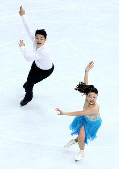 Alex Shibutani and Maia Shibutani - Short Dance - Sochi 2014