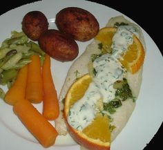 orange tilapia it s what s forward orange tilapia very good make and ...