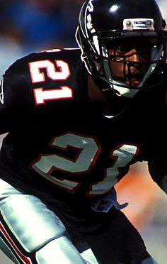 Deion Sanders- It was said that on a football field 3 4 of the 60b04d4a1