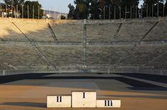 #athens Olympic Games 10 years later - Roest en onkruid: de stadions van de Olympische Spelen in Athene na 10 jaar - In beeld