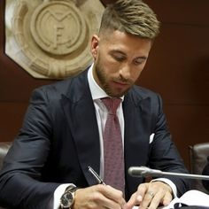 awesome 10+ Cool Sergio Ramos Haircut Inspirational Ideas Check more at http://machohairstyles.com/sergio-ramos-haircut/