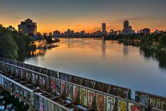 Boston at 5am [OC][3000x2000]