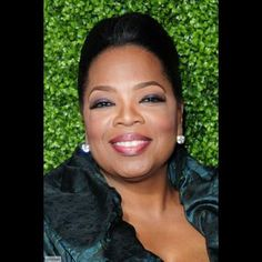 Oprah Winfrey for teaching people that you can live your best life when you are connected to The Source we know as God.