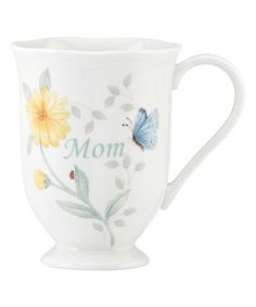 Another great find on #zulily! Butterfly Meadow Everyday Celebrations Mom Mug #zulilyfinds