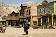 Where Should You Go In A Time Machine -- I got the Old West! Which is perfect cuz that *is* one of the first places I'd go