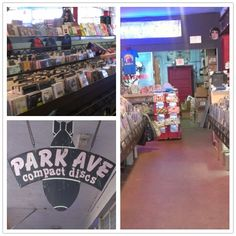 Park Ave CDs is the coolest music store, ever! shop music stores before there isn't even one left! Rare Vinyl Records, Music Store, Hard To Find, Good Music, Orlando, Park, Shop, Orlando Florida, Parks