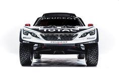 Odhalenie PEUGEOT 3008 DKR na Dakar 2017