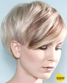 Short Blonde Haircut ideas
