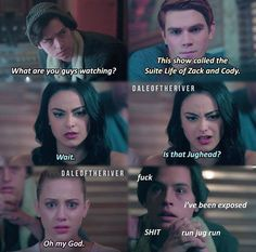 New Memes Riverdale Funny Ideas Memes Riverdale, Riverdale Funny, Bughead Riverdale, Riverdale Betty, Stupid Funny Memes, Funny Relatable Memes, Hilarious Sayings, Funny Quotes, Fit Quotes