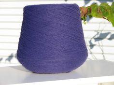 Acrylic 1/12 Yarn in a Beautiful Purple 7B by stephaniesyarn, $5.00